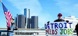 从美国底特律破产看 汽车产业界的破与立