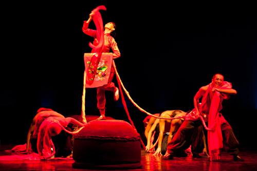 舞剧《红高粱》