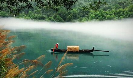 旅途俏佳人:酒窝果果的雾凇岛之旅