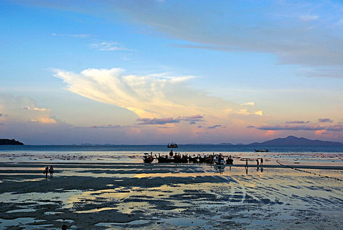 泰国的美景
