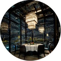 AB CONCEPT 设计新作 顶级私密用餐会所