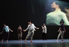 金星舞蹈团《三位一体》
