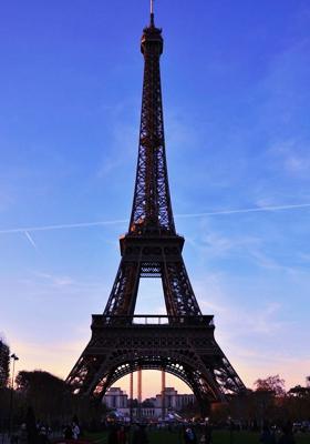 我的冬日巴黎时尚行