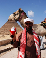 火红的冬季 撒哈拉沙漠、红海旅行途中记录