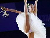 艺体萝莉孙妍在变身白天鹅