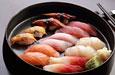 春季寿司拼盘