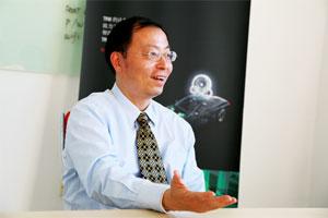 天合汽车集团(TRW)中国区销售及市场副总裁郭惠俊