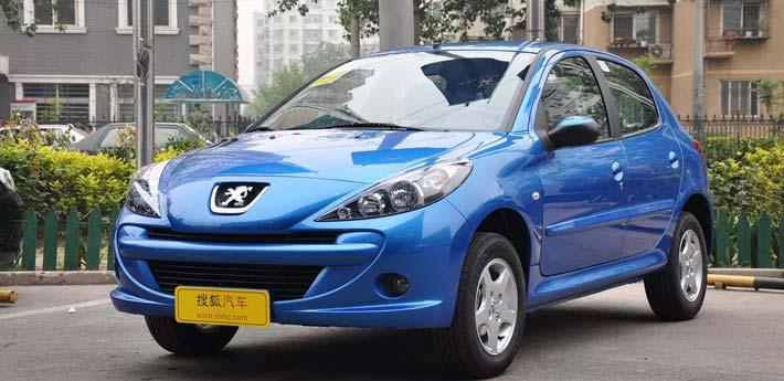 东风标致207优惠1.1万 有现车销售