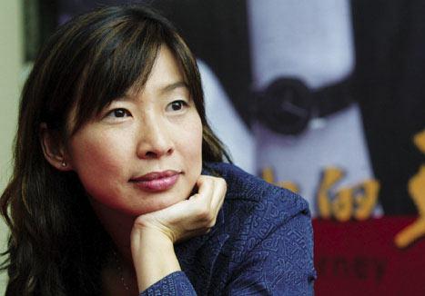 凤凰卫视著名记者闾丘露薇写给女儿的信