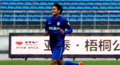 李昂任意球破门 10人舜天客场1-0亚泰