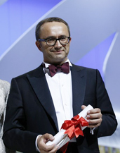 第67届戛纳电影节颁奖现场