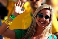 巴西美女球迷