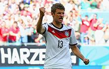 穆勒造红世界杯首次戴帽 展恐怖进攻