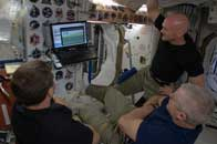 宇航员太空中看世界杯