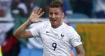 吉鲁头槌轰法国世界杯百球