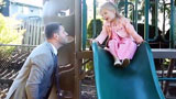 有爱爸爸和女儿的第一次约会