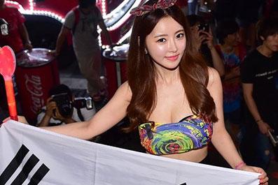 韩国最美球迷全在这里