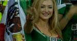 墨西哥最美女球迷惹人眼