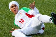 伊朗女人和足球的故事