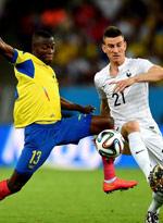 厄瓜多尔0-0法国