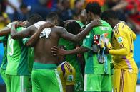 非洲告别世界杯