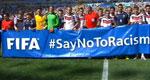 德法双方宣誓反对种族歧视