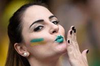 再见!巴西美女