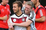 德国训练基情无限