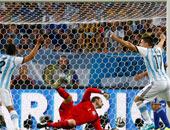 阿根廷决赛之路