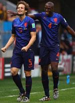 巴西0-3荷兰