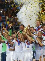 德国1-0阿根廷