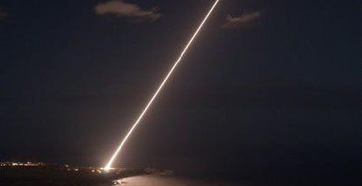 中国再次试验陆基中段反导拦截