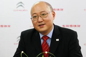 东风雪铁龙总经理陈曦