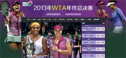 2013年WTA年终总决赛