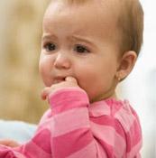 宝宝咳嗽了 妈妈咋处理