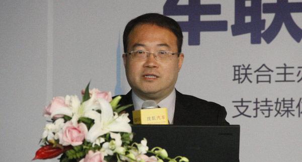 车载信息联盟秘书长 庞春霖
