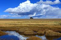 天湖纳木错—行摄西藏之五