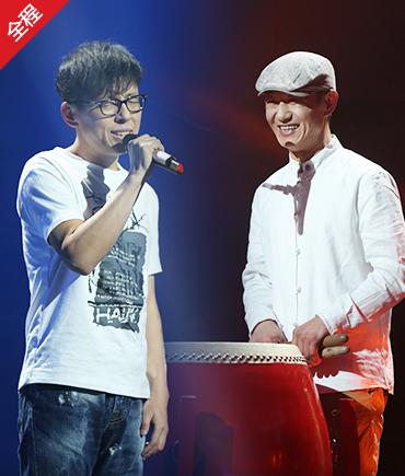 第一期:杨坤弟弟瞒家人参赛遭淘汰