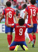 韩国1-0阿曼