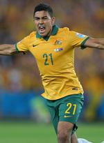 澳大利亚 2-1 韩国