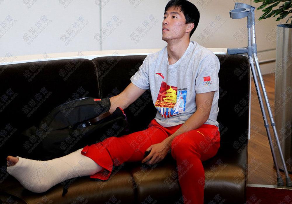 刘翔第二次手术