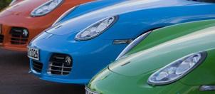 关于汽车颜色 十件你不知道的事
