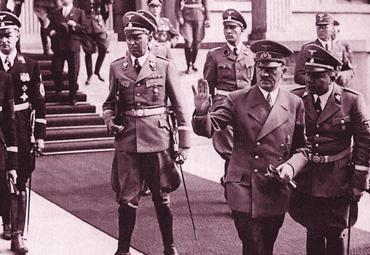 真实的第三帝国 希特勒御用摄影师独家揭秘