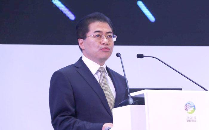 重庆市常务副市长翁杰明