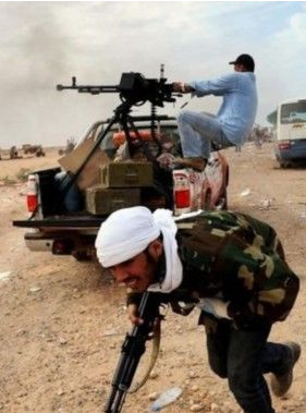 利比亚战争