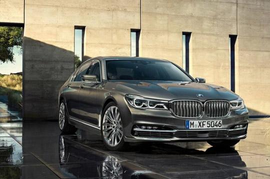 让技术引领豪华 新一代BMW 7系实拍解析!
