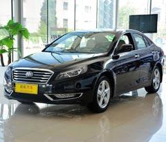 奔腾B70最低9.98万起售 现车充足!