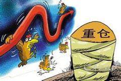 第二季度基金前十大重仓股曝光(附表)