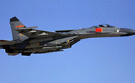 歼-11重型战斗机
