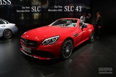 奔驰全新车型SLC
